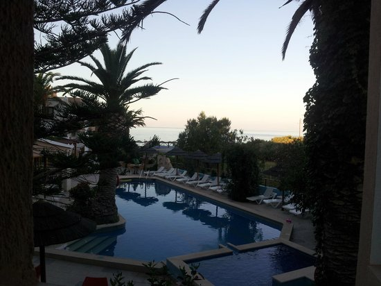 South Coast Hotel: morning view