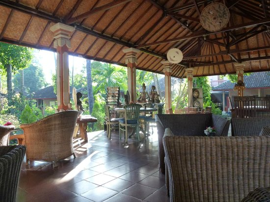 Rambutan Boutique Hotel: Reception Area