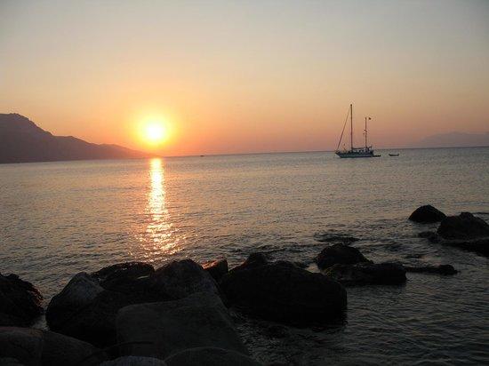 Cleopatra Hotels Kris Mari: Sunrise not to be missed
