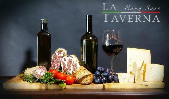 La Taverna: 100% italian food