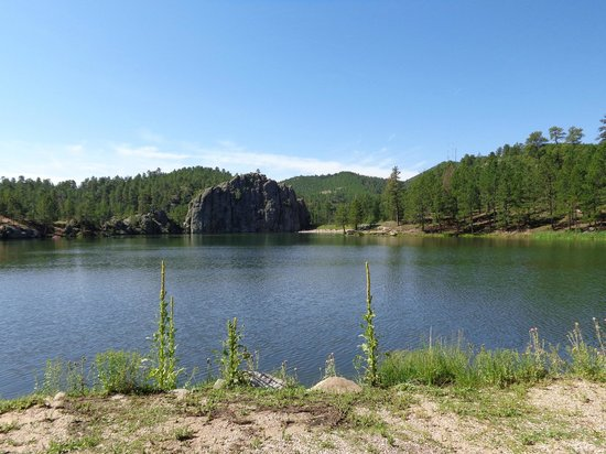 Legion Lake Lodge: Legion Lake