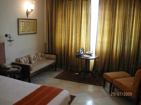The Gateway Hotel, Agra: Elegant room !!