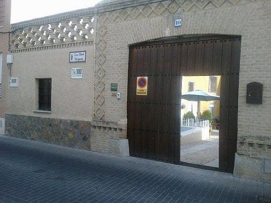 Casa Rural Barguena: Entrada