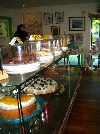 Trevena Cross Garden Kitchen Cafe: Looking good....
