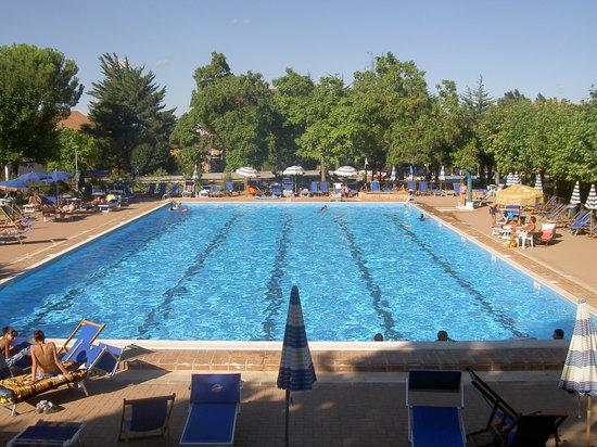 Hotel Tre Stelle: piscina all' aperto