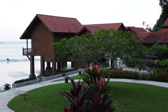 Pangkor Island Beach Resort: Afternoon view