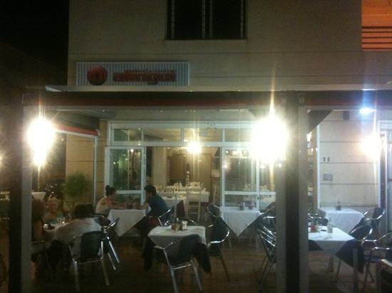 Alingui: The restaurant