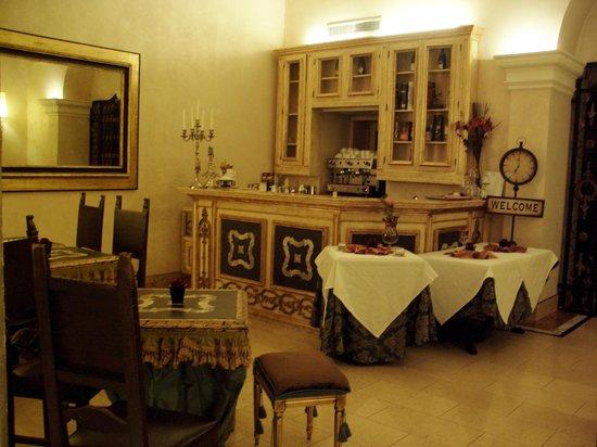 Veneto Palace Hotel: Hotel Veneto dining area