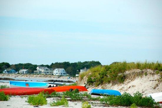 The Tides Beach Club : Goose Rocks beach