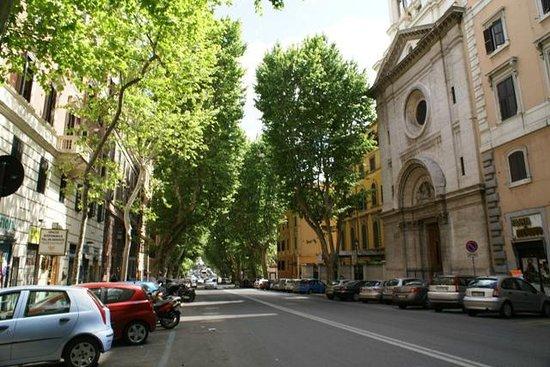 Conte House I: Via Merulana