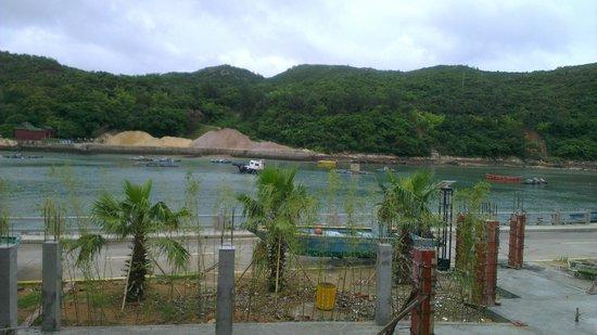 Dong'ao Island: Bay
