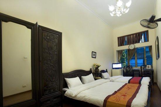 Thang Long Hotel Hanoi: Deluxe Triple