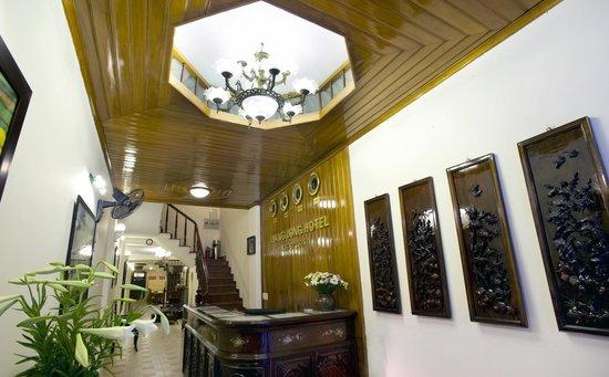 Thang Long Hotel Hanoi: Lobby