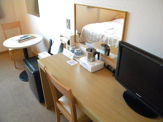 โรงแรมฮานา: room