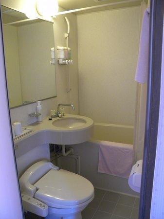 Hotel Hana: bathroom