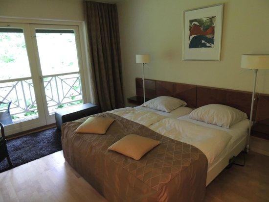 Comwell Kongebrogaarden : Dejlige senge.