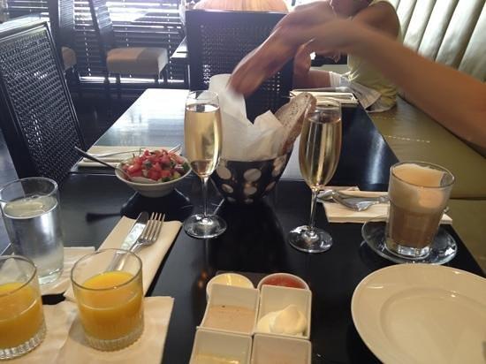 Hotel Berdichevsky: breakfast