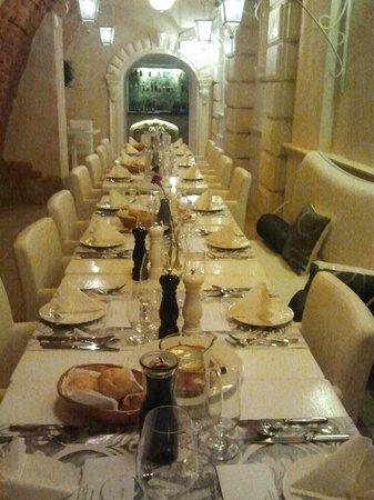 Restauracja Padre : restauracja wnęrze
