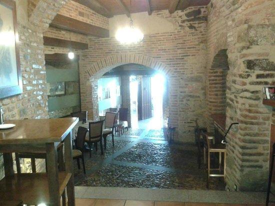 Hotel Rural Posada del Rincón: Preciosa decoración rústica