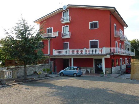 Hotel Natura: Un bel posto per mangiare e dormire.