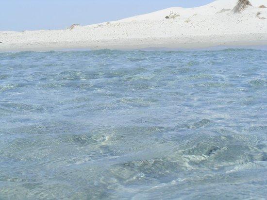 mare delle dune di porto pino