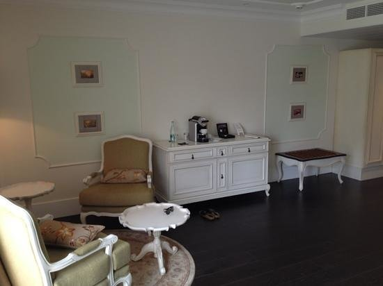 Hôtel Le Moulin De Madame : chambre double luxe
