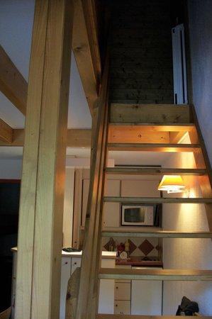 Pierre & Vacances Residence Les Ravines: Studio-mezzanine