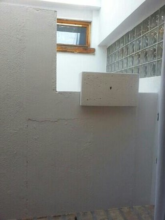 """Hotel Kyrie Isole Tremiti : ecco il """"balcone con vista pineta"""" prenotato"""