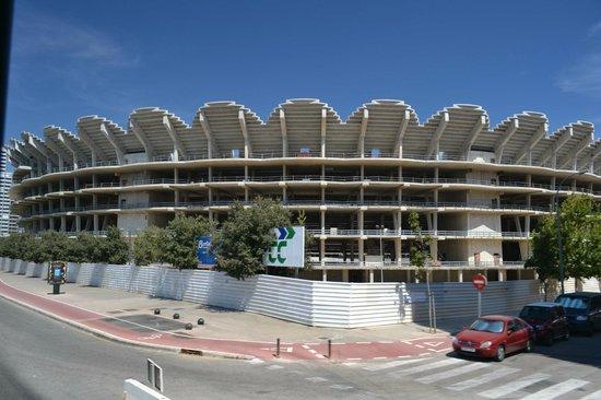 Valencia Bus Turistic: Stadio?