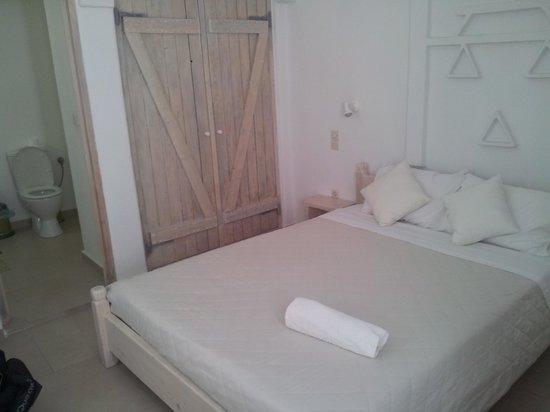 Eleanna's: stanza da letto