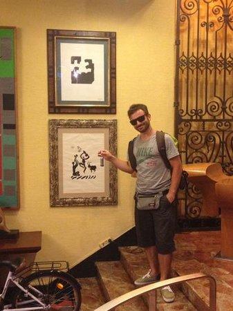 Hotel Quindos: Picasso