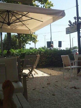 Hotel Airone : giardino