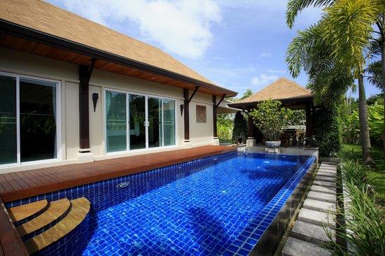 Modern Thai Villa : Pool Villa