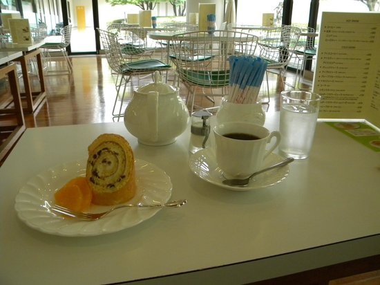 Hiroshima Museum of Art : cafe