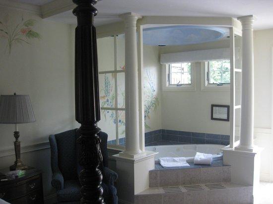 Dan'l Webster Inn & Spa: Jarves Suite