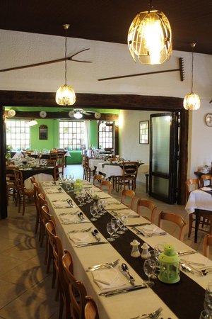 Auberge de la Foret : Salle de restaurant