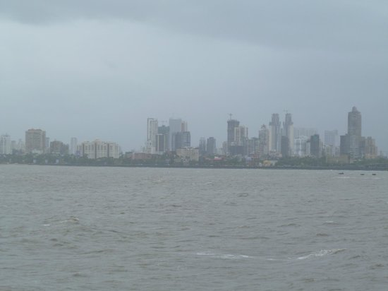 View from Nariman Point