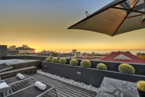O on Kloof Boutique Hotel & Spa: View - O'Suite 5