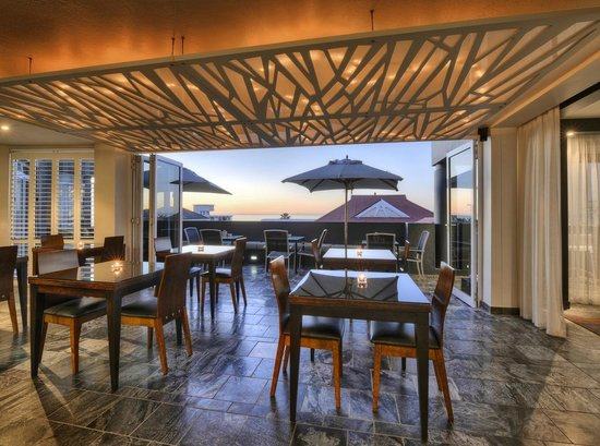 O on Kloof Boutique Hotel & Spa: Dinning Area
