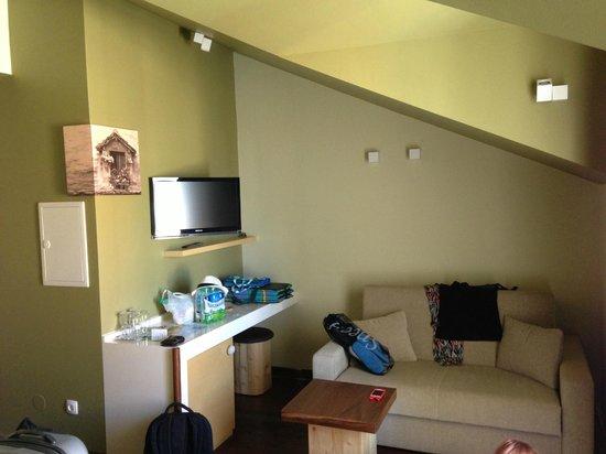 Hotel Bol: Superior room