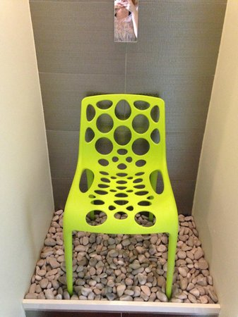 Hotel Bol: Chair ;)