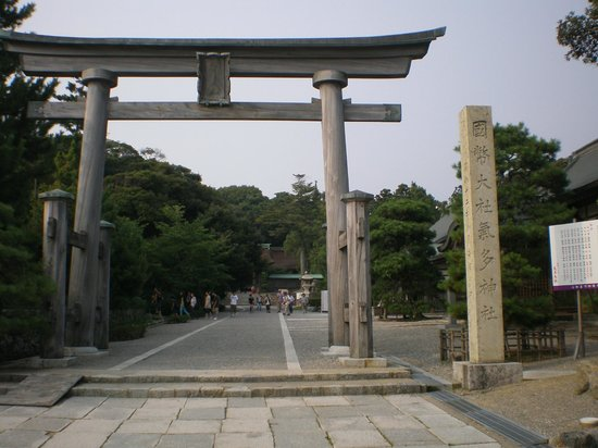 Keta Taisha Shrine: 能登一の宮気多大社