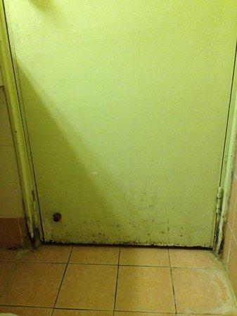 Grand Continental Hotel - Penang : disgusting bathroom