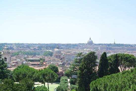 Sofitel Rome Villa Borghese: Add a caption