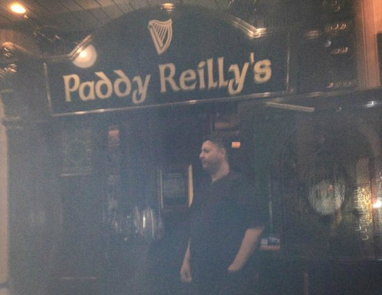 Paddy Reilly's Irish Pub : EXTREMELY RUDE AND UNPROFESSIONAL