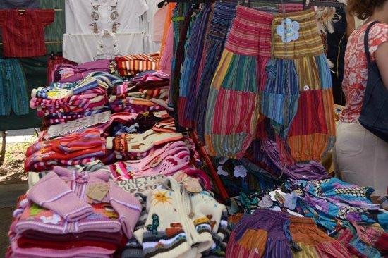OLA Aparthotel Cecilia : Markt in Portocolom