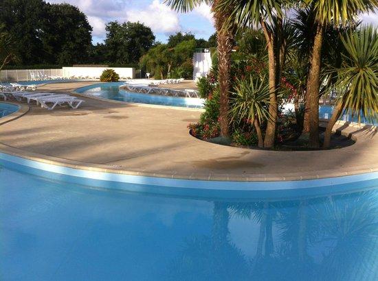La Grande Métairie : Pool - the lazy river