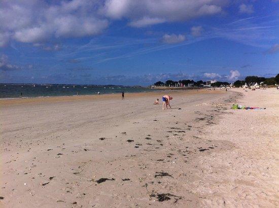 La Grande Métairie : Local beach