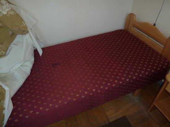 Liva: das sogenannte Bett