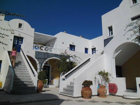 Kouros Village Hotel : Hotel